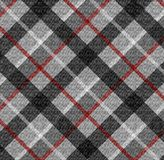 Plaid Photos libres de droits