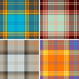Plaid Images libres de droits
