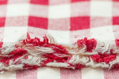 plaid Fotografie Stock