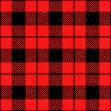 Plaid. Seamless texture. Ideal for background royalty free illustration