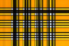 Plaid abstrait de couleur Photographie stock libre de droits