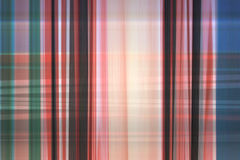Plaid abstrait de couleur Images stock
