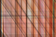Plaid abstrait de couleur Photos libres de droits