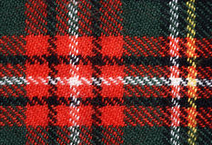 Plaid background stock photography