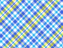 Plaid background Royalty Free Stock Photos