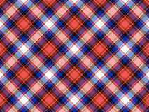 Plaid background. Red, white and blue plaid background Royalty Free Stock Image