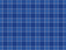 Plaid background. White and blue plaid background Stock Photo