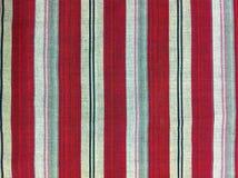 Plaid-Baumwollgewebe des bunten Hintergrundes und der abstrakten Beschaffenheit Lizenzfreie Stockfotografie