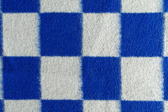 Plaid blanket Royalty Free Stock Image