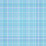 Plaid bleu-clair Photo stock