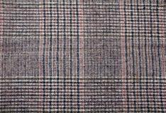 Plaid cashmere texture Stock Photo