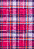 Plaid Royalty Free Stock Photography