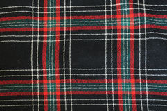 Plaid cloth Stock Photo