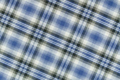 Plaid d'écossais de tartan. Photo libre de droits