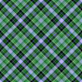 Plaid de Tartan Photographie stock