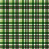Plaid Seamless Pattern. Plaid design for Christmas holiday royalty free illustration