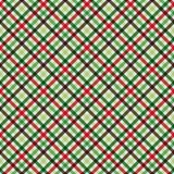 Plaid Seamless Pattern. Plaid design for Christmas holiday vector illustration