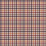 Plaid Seamless Pattern. Plaid design in lovely autumn colors vector illustration