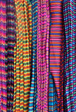 Plaid Fabric Stock Image