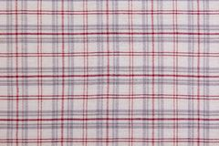 Plaid fabric as a background Royalty Free Stock Photo
