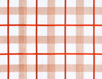 Plaid fabric. With large red cells stock images
