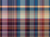 Plaid fabric loincloth seamless with stripes color abstract back. Ground pattern texture Royalty Free Stock Photos