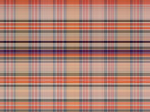 Plaid fabric loincloth with stripes color abstract background pa. Ttern texture Royalty Free Illustration
