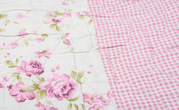 Plaid fabric Royalty Free Stock Photography