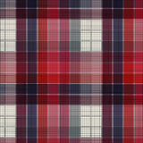 Plaid fabric Stock Photos