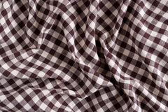 Plaid fabric. Texture and background Royalty Free Stock Photos