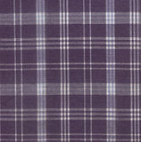 Plaid Fabric Texture Royalty Free Stock Photos