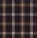 Plaid Fabric Texture Stock Images