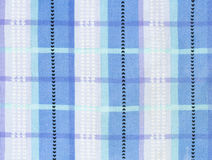 Plaid fabric tiles Royalty Free Stock Images