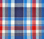 Plaid fabric Royalty Free Stock Photo