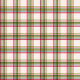 Plaid geometrical Christmas background. Abstract geometrical Christmas background. Plaid seamless pattern. Vector, eps 10 vector illustration