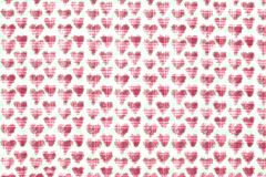 Plaid Heart Stock Image