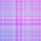 Plaid lilac turquoise pattern Stock Image