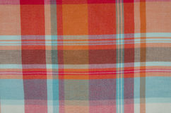 Plaid material texture background Stock Image