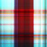 Plaid of my grandmother Royalty Free Stock Photography