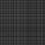 Plaid noir Photo stock