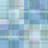 Plaid Party. Wall paper with party theme in pastels Stock Photos