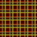 Plaid patten Royalty Free Stock Photo