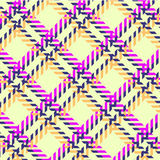 Plaid patten Royalty Free Stock Photography