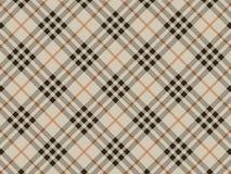 Plaid pattern stock illustration