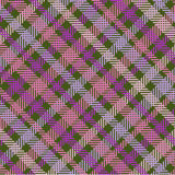 Plaid pattern. A ill royalty free illustration
