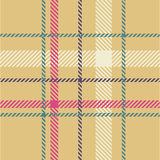 Plaid pattern Stock Photos