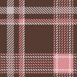Plaid pattern Stock Image