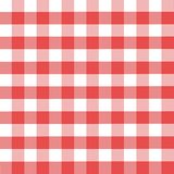 Plaid pattern. On white background vector illustration