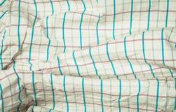 Plaid pattern Stock Photography