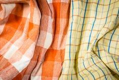 Plaid pattern Stock Photos